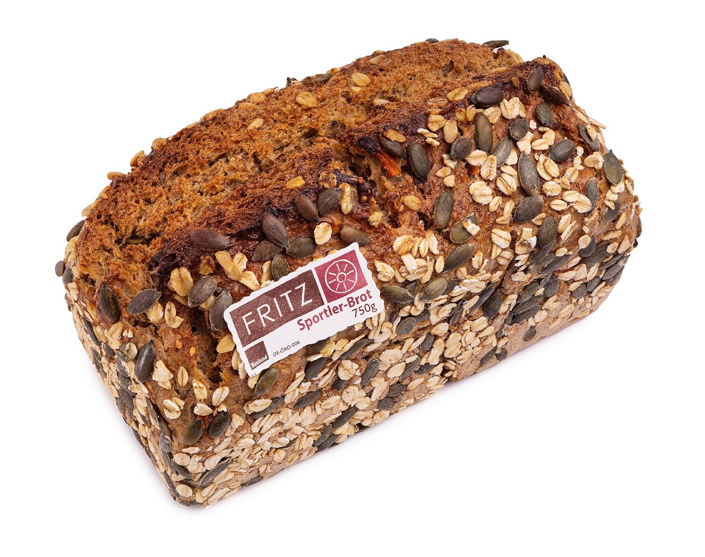 Bio Sportler Brot