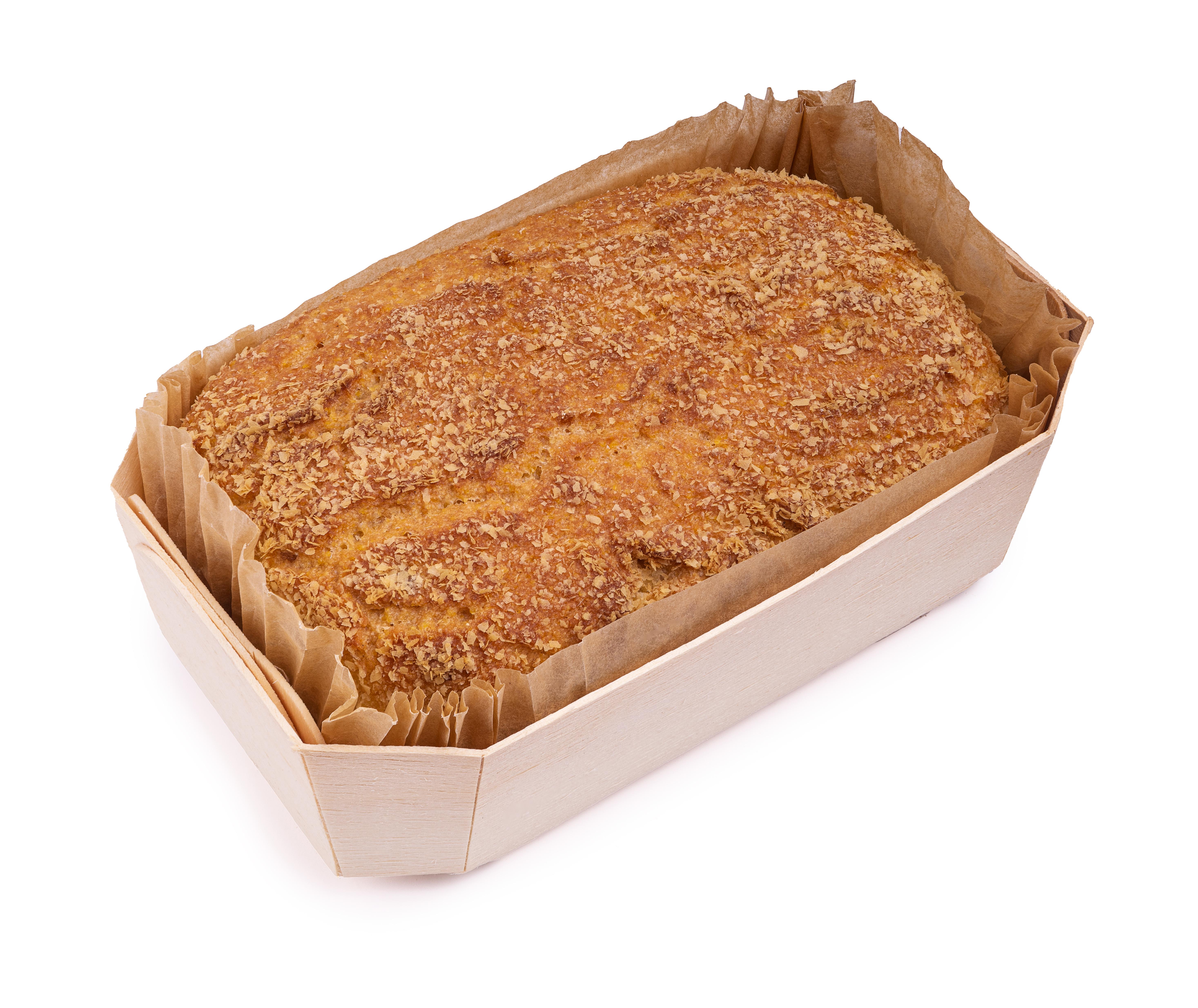 GLUTENFREI Bio-Kartoffel-Brot