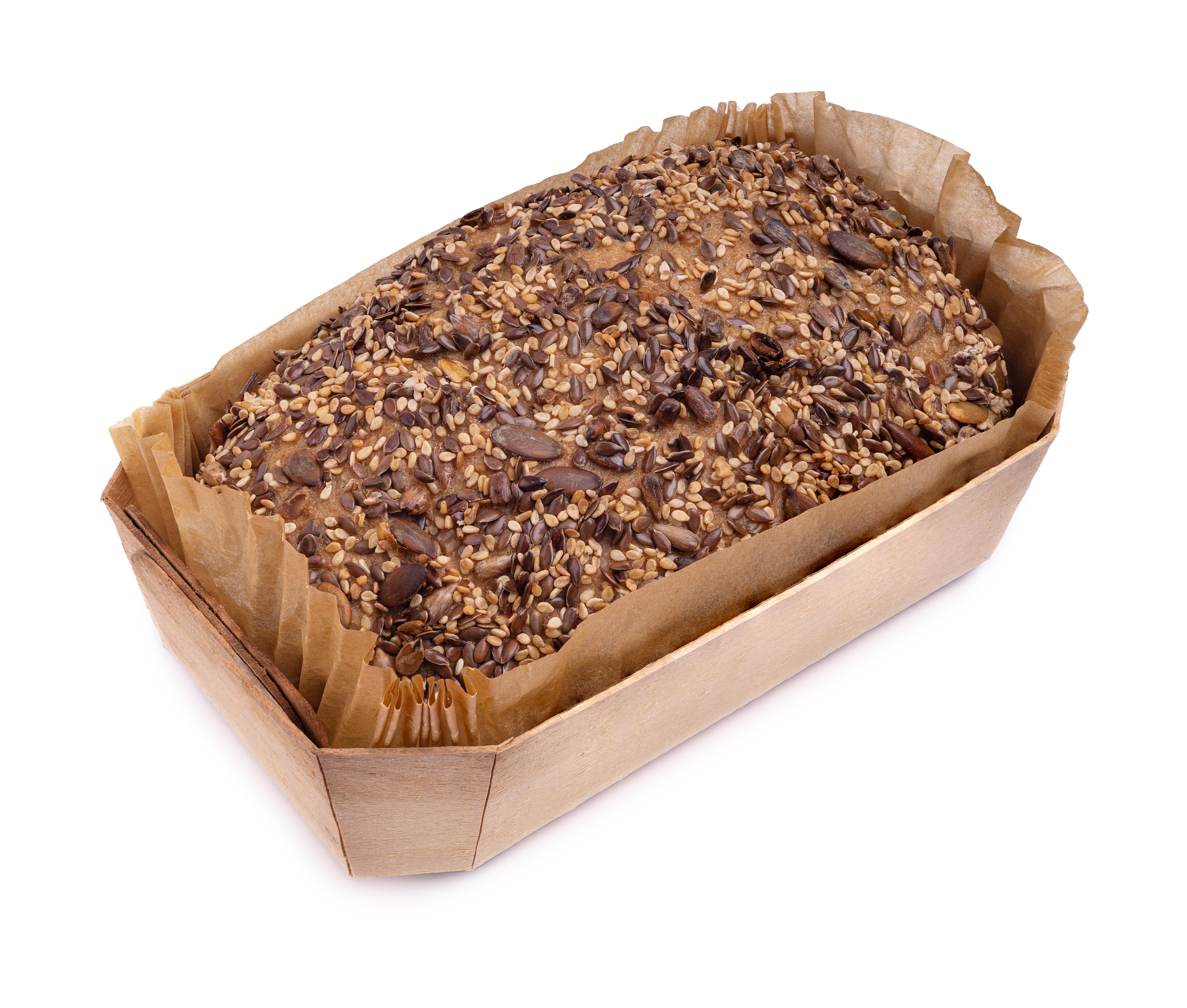 Glutenfrei Bio-Saaten-Brot