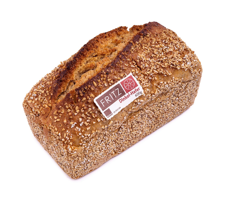 Bio Dinkel-Hafer-Brot